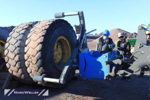 Колесный захват NWGrip 2400-2T2T