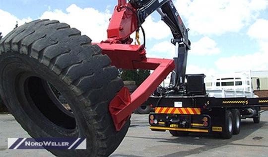 Бортовой Камаз 6520 с КМУ Palfinger Pk36502 и колесосьемом NW3705