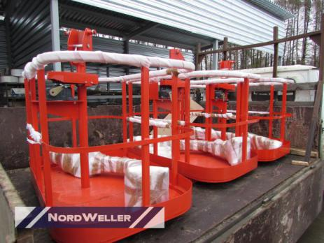 Подвесная  люлька для гидравлических КМУ Европейского производства