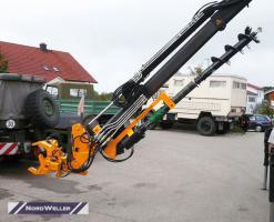 Навесное оборудование NordWeller auger