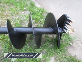 Комплект навесного бурового оборудования для КМУ Palfinger