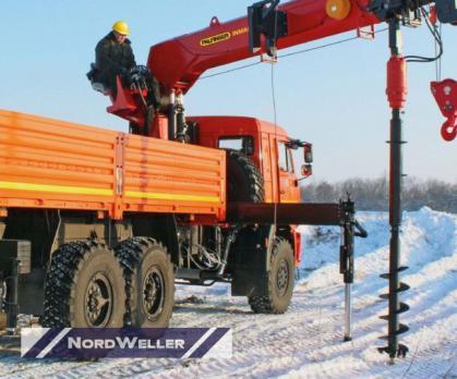 Инман IT200 Комплект навесного бурового оборудования для КМУ