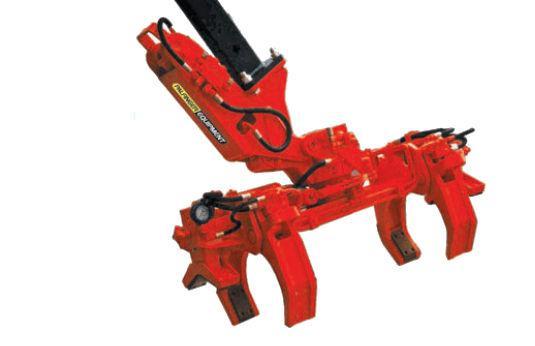 Гидравлический трубозахват Palfinger PZM1000