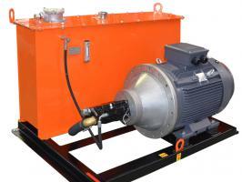 Гидростанция NW HYDRO 220/380В E300/60 поток 60 литров/мин