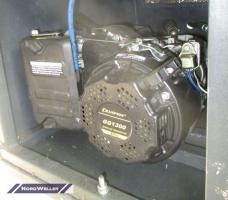 Бензиновая гидростанция для КМУ