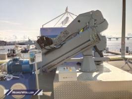 Морской кран-манипулятор INMAN IM150М