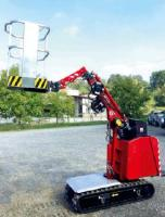 Самоходный гусеничный КМУ 230 Spider