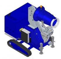 NW FOG 65 пушка пылеподавления с генератором