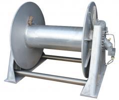 Швартовная лебедка NW400-20T-1500-1550